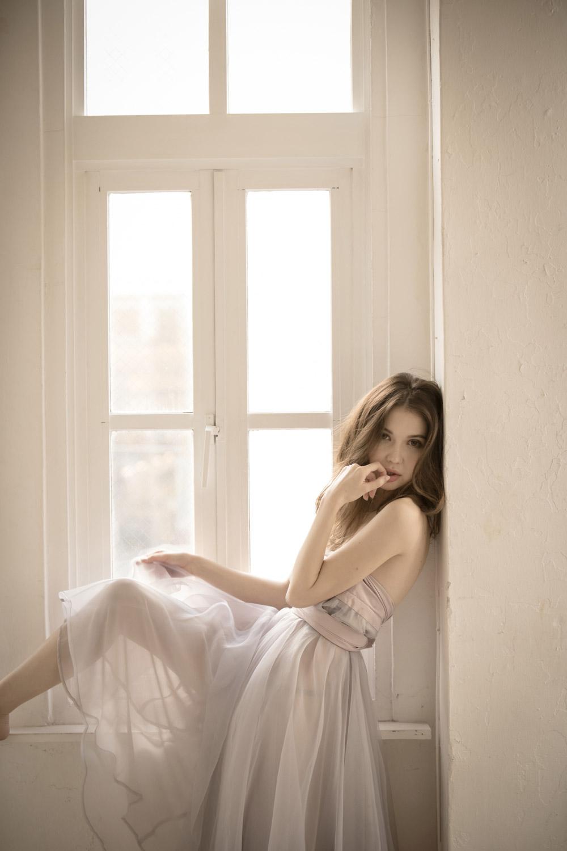 ウェブサイト(WEB)用、アパレルファッション モデル レディース撮影の写真です。(1o-170)