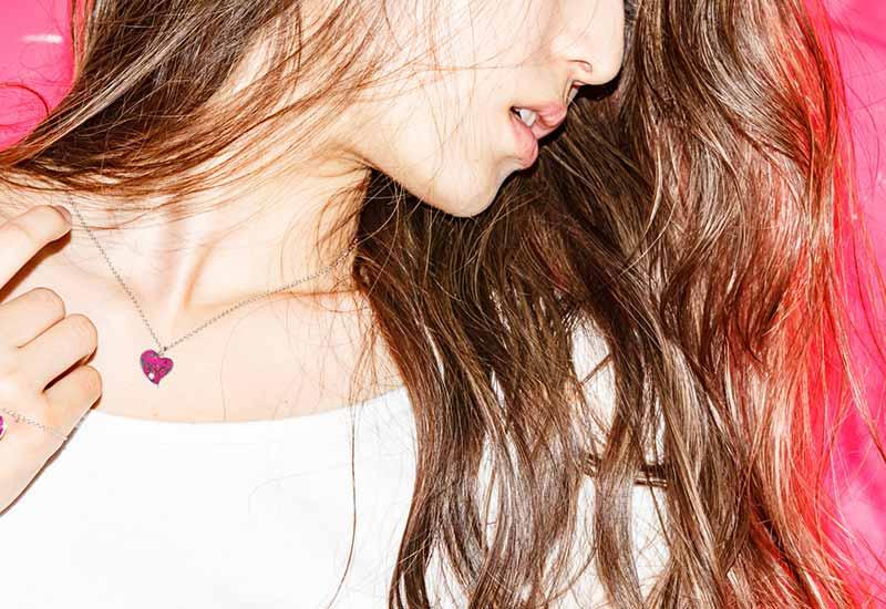 バナー(広告)用のジュエリー&アクセサリーファッション モデル レディース撮影、アイキャッチ画像(1k-168)