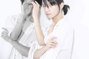 ウェブサイト(WEB)用、ジュエリー&アクセサリーファッション モデル メンズ撮影の写真です。クライアントはDUBです。(11o-194)