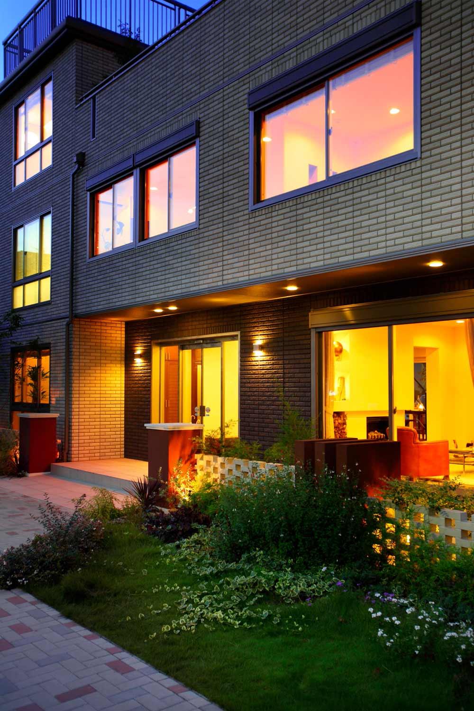 ウェブサイト(WEB)用、店舗建築撮影の写真です。(5o-252)